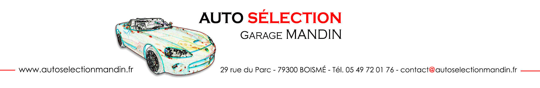 AUTO SELECTION GARAGE MANDIN